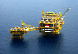 offshore hook up and commissioning definition